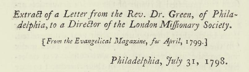 Green, Ashbel, July 31, 1798 Letter Title Page.jpg