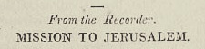 McDowell, John, Mission to Jerusalem Title Page.jpg