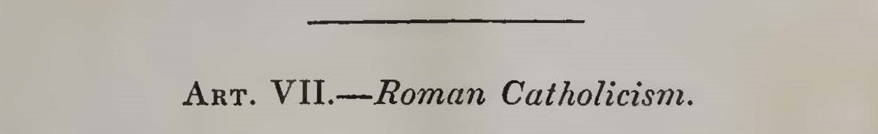Adger, John Bailey, Roman Catholicism Title Page.jpg