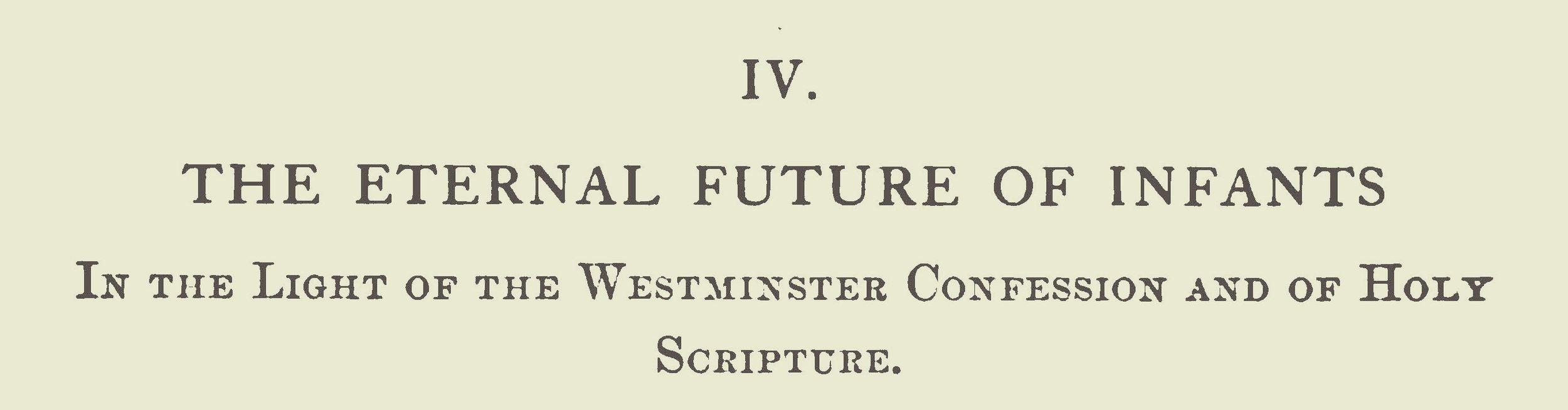 Mallard, Robert Quarterman, The Eternal Future of Infants Title Page.jpg