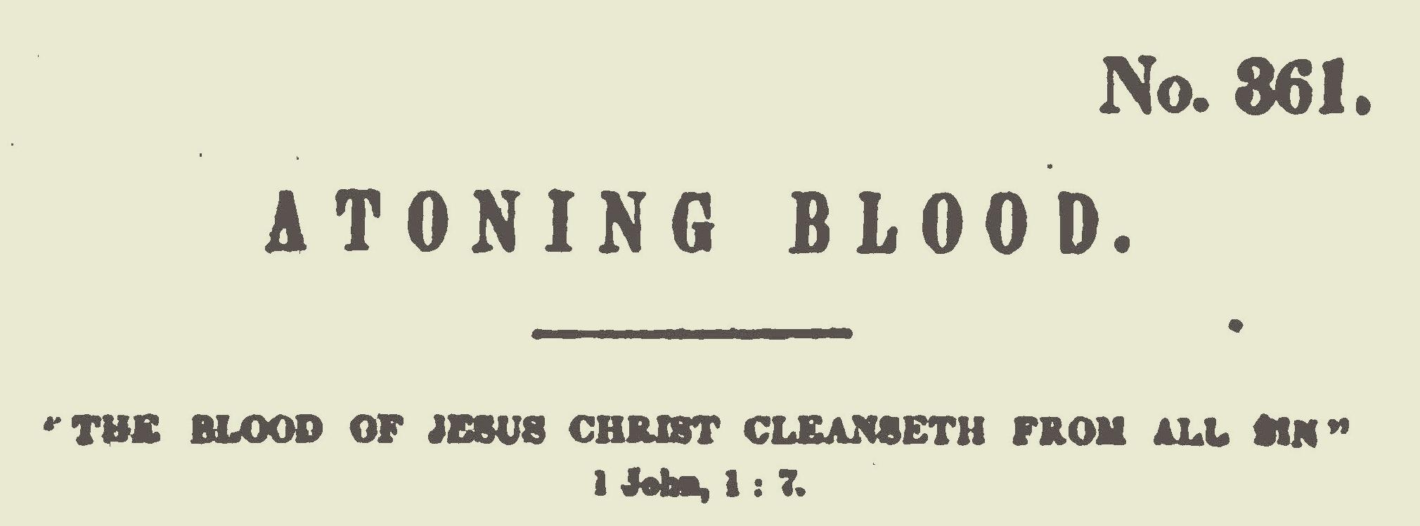 Miller, Samuel, Atoning Blood Title Page.jpg