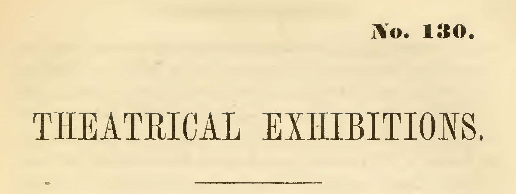 Miller, Samuel, Theatrical Exhibitions Title Page.jpg