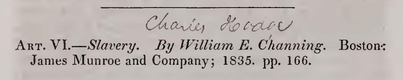Hodge, Charles, Slavery Title Page.jpg