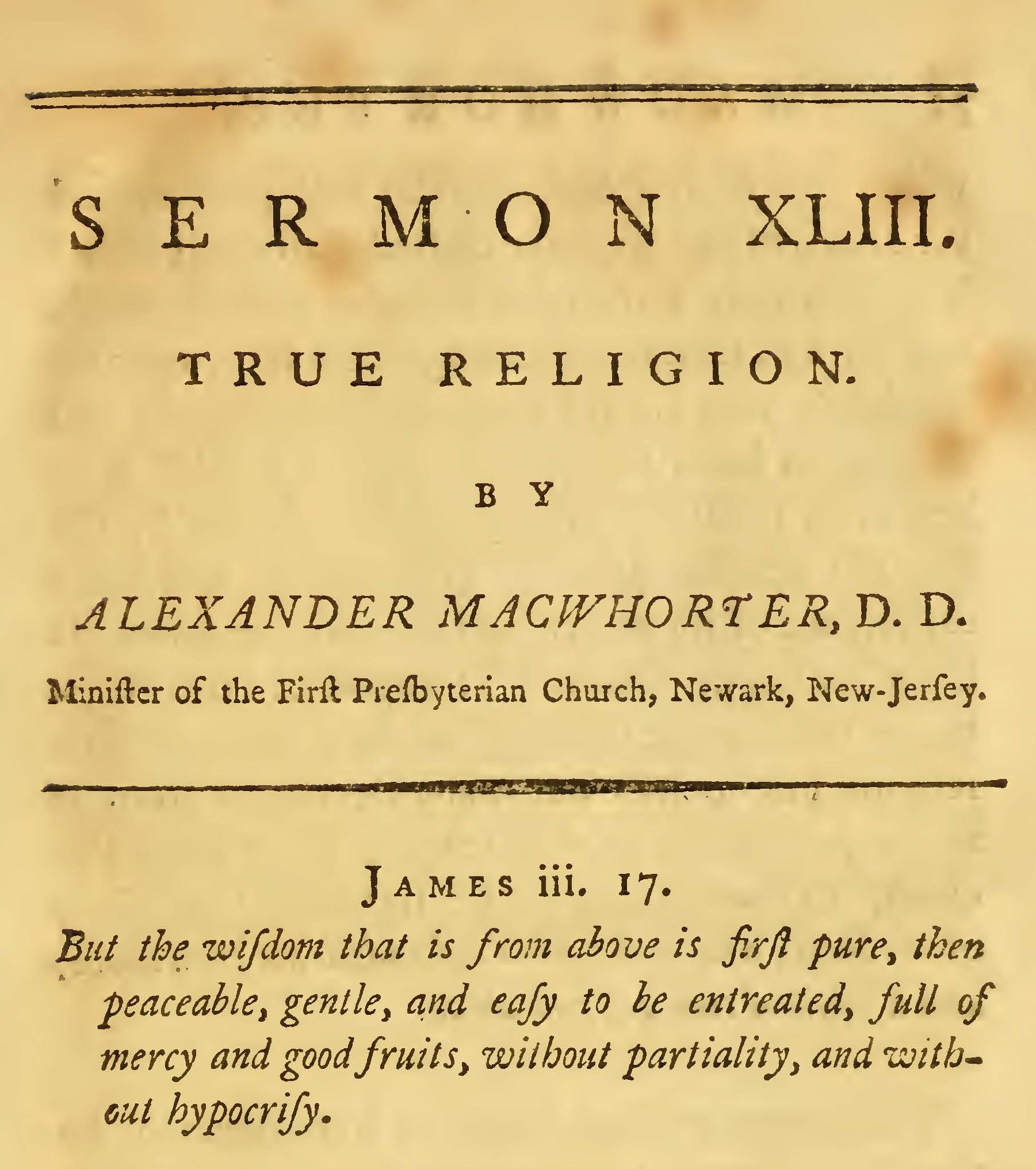MacWhorter, Alexander, True Religion Title Page.jpg