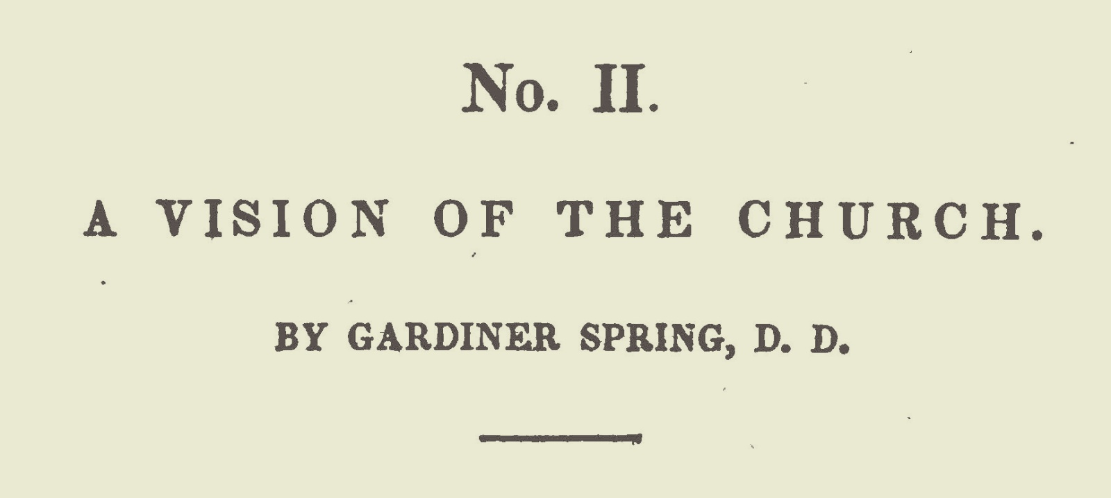 Spring, Gardiner, A Vision of the Church Title Page.jpg