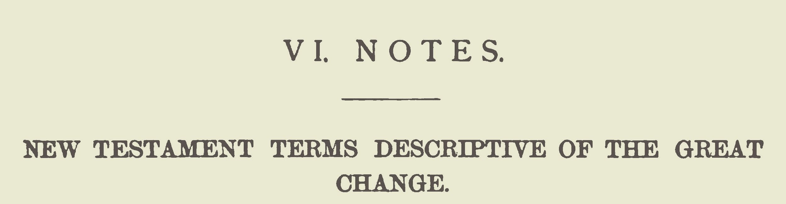 Warfield, Benjamin Breckinridge, New Testament Terms Descriptive of the Great Change Title Page.jpg