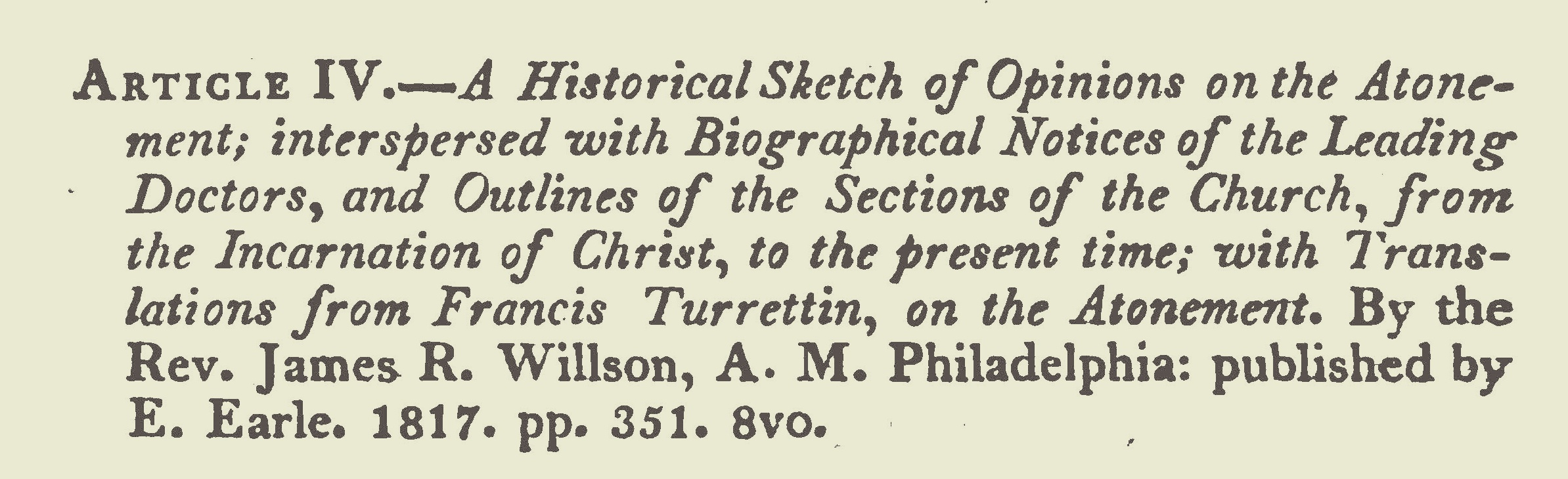 Ely, Ezra Stiles, Review of Willson on the Atonement Title Page.jpg