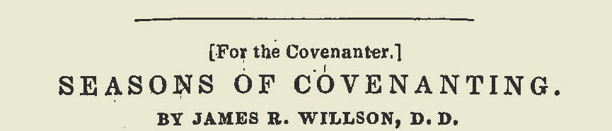 Willson, James Renwick, Seasons of Covenanting Title Page.jpg