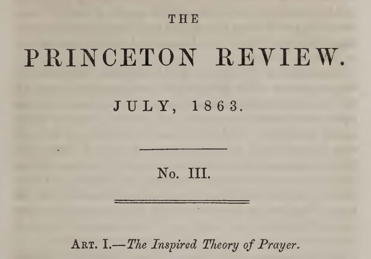 Yeomans, John William, The Inspired Theory of Prayer Title Page.jpg