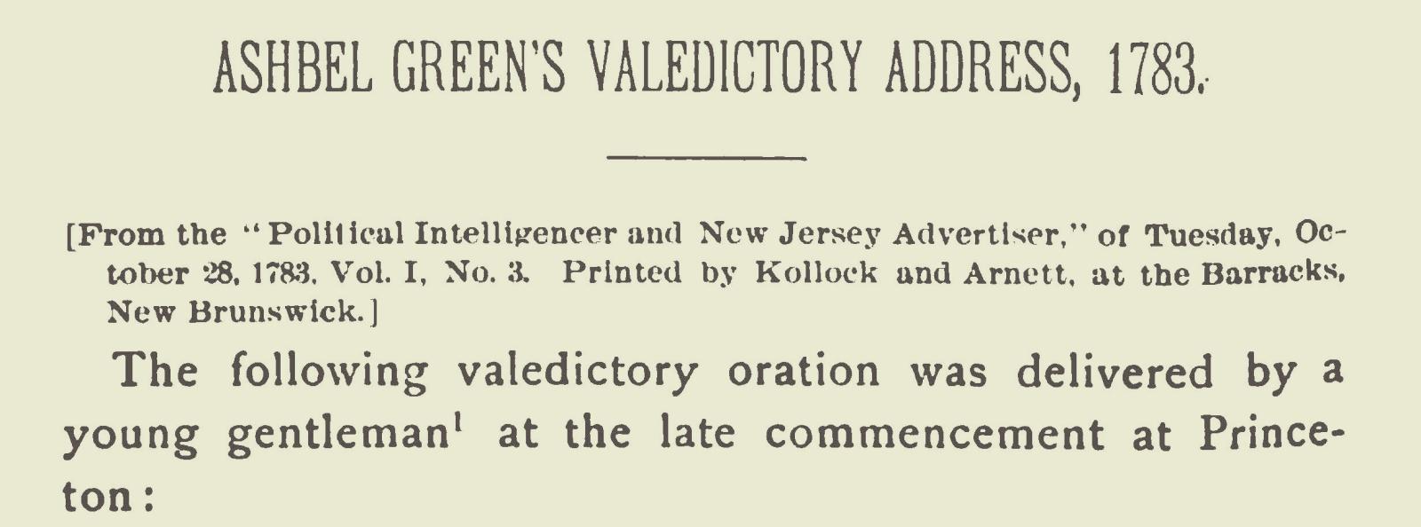 Green, Ashbel, Valedictory Address Title Page.jpg