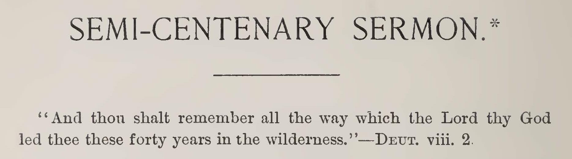 McElhenney, John, Semi-Centenary Sermon Title Page.jpg