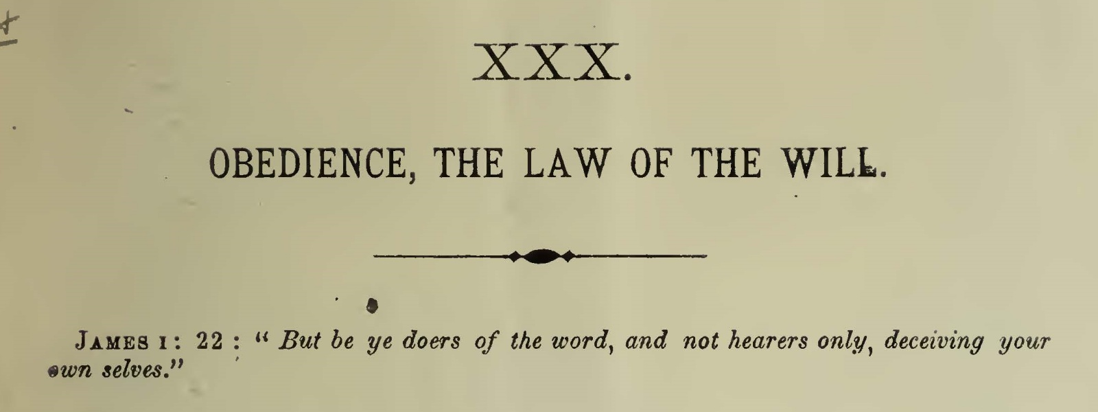 Palmer, Benjamin Morgan, Obedience, the Law of the Will Title Page.jpg
