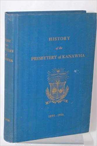 Overmyer, Joe B., History of the Presbytery of Kanawha, 1895-1956.jpg