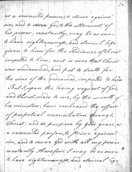 Fithian, Philip Vickers, March 31, 1766 journal page 2.jpg