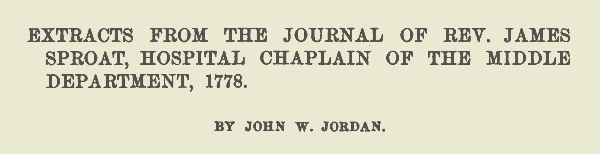 Sproat, James, Extracts From the Journal of Rev. James Sproat Title Page.jpg