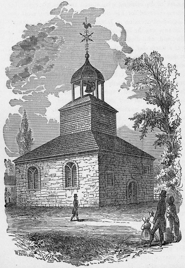 George McNish (one of the original seven members of the first American Presbytery) served as pastor of the First Presbyterian Church of Jamaica, Long Island, New York. He is thought to be buried in the church cemetery.