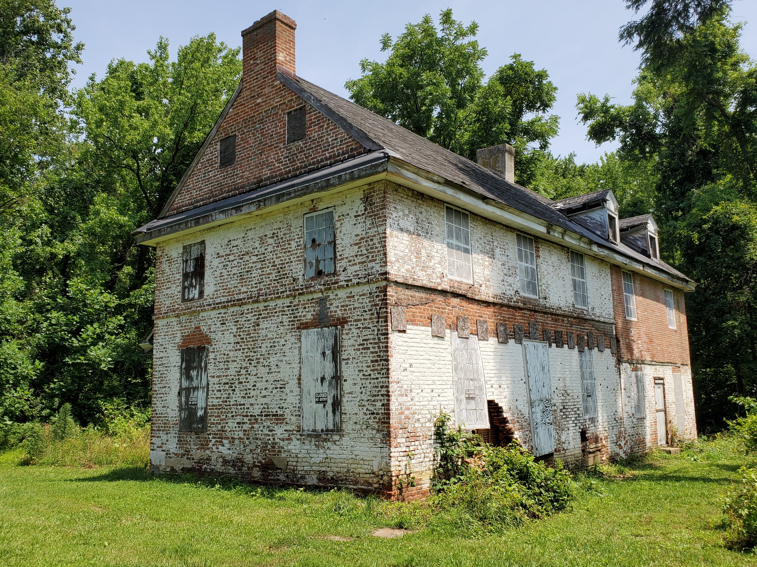 Samuel Davies' birthplace - photo credit: R. Andrew Myers