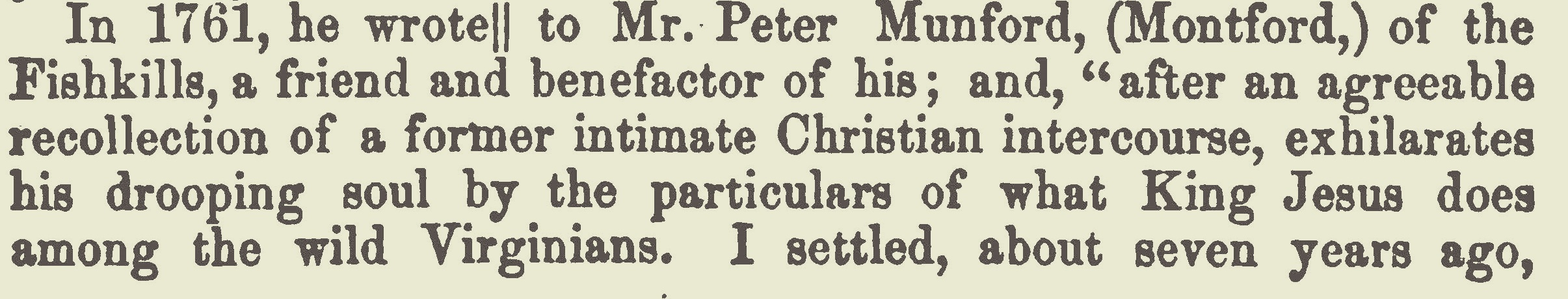 Wright, John, 1761 Letter to Peter Munford Title Page.jpg