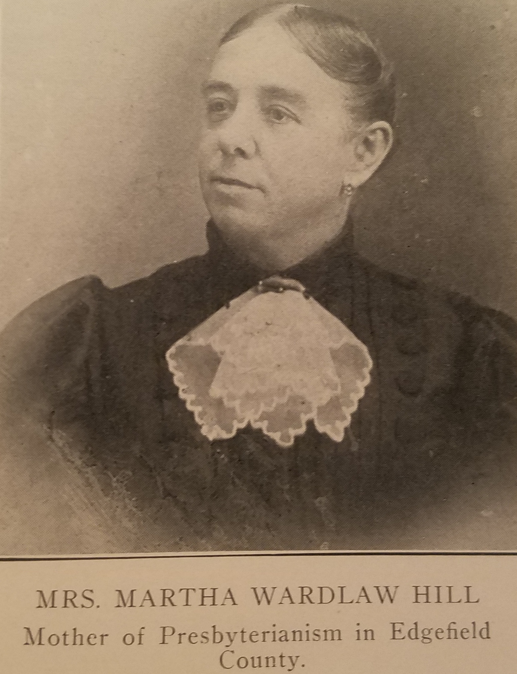 Source: Margaret Adams Gist,  Presbyterian Women of South Carolina