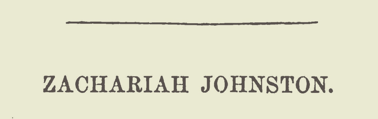 Alexander, Archibald, Zachariah Johnston Title Page.jpg
