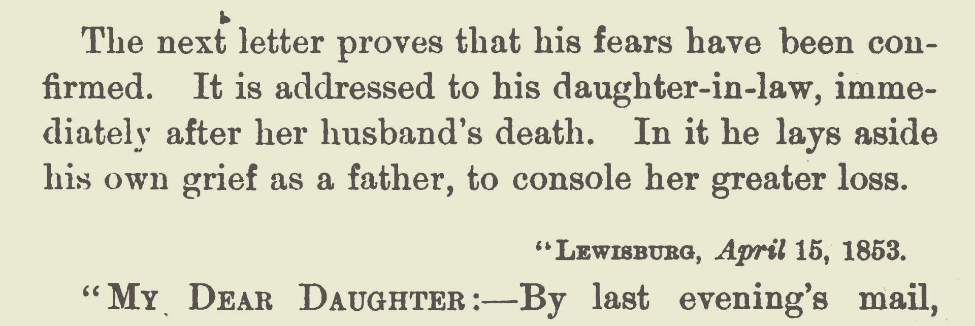 McElhenney, John, April 15, 1853 Letter to Martha McElhenney Title Page.jpg