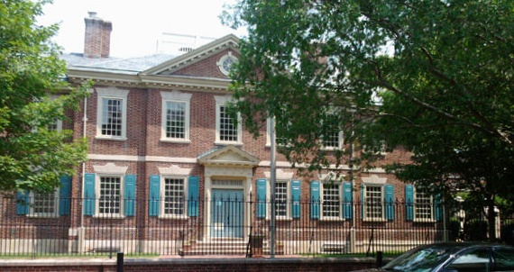 The Presbyterian Historical Society in Philadelphia was built to preserve the records and artifacts of Presbyterian history, and provides climate-controlled record storage services, along with fire protection, and other document preservation resources.