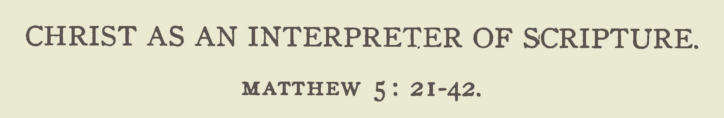 McPheeters, William Marcellus, Christ as an Interpreter of Scripture Title Page.jpg