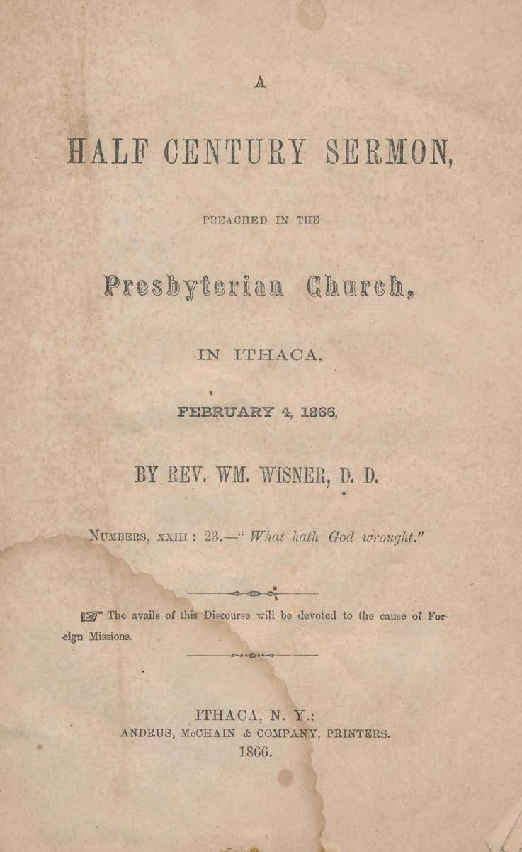 Courtesy of Dr. Wayne Sparkman, PCA Historical Center.