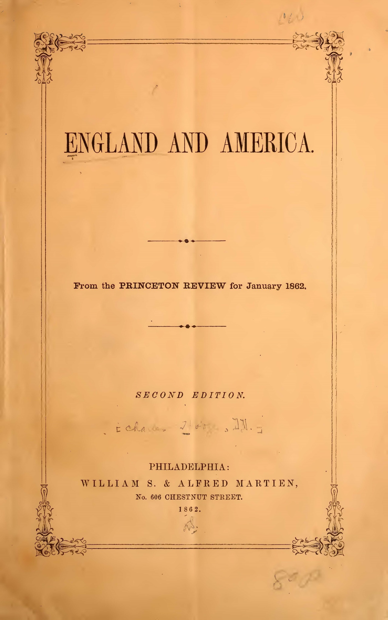 Hodge, Charles, England and America Title Page.jpg