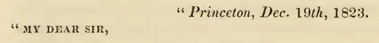 Miller, Samuel, December 19, 1823 Letter to the Rev. Joseph Sanford Title Page.jpg