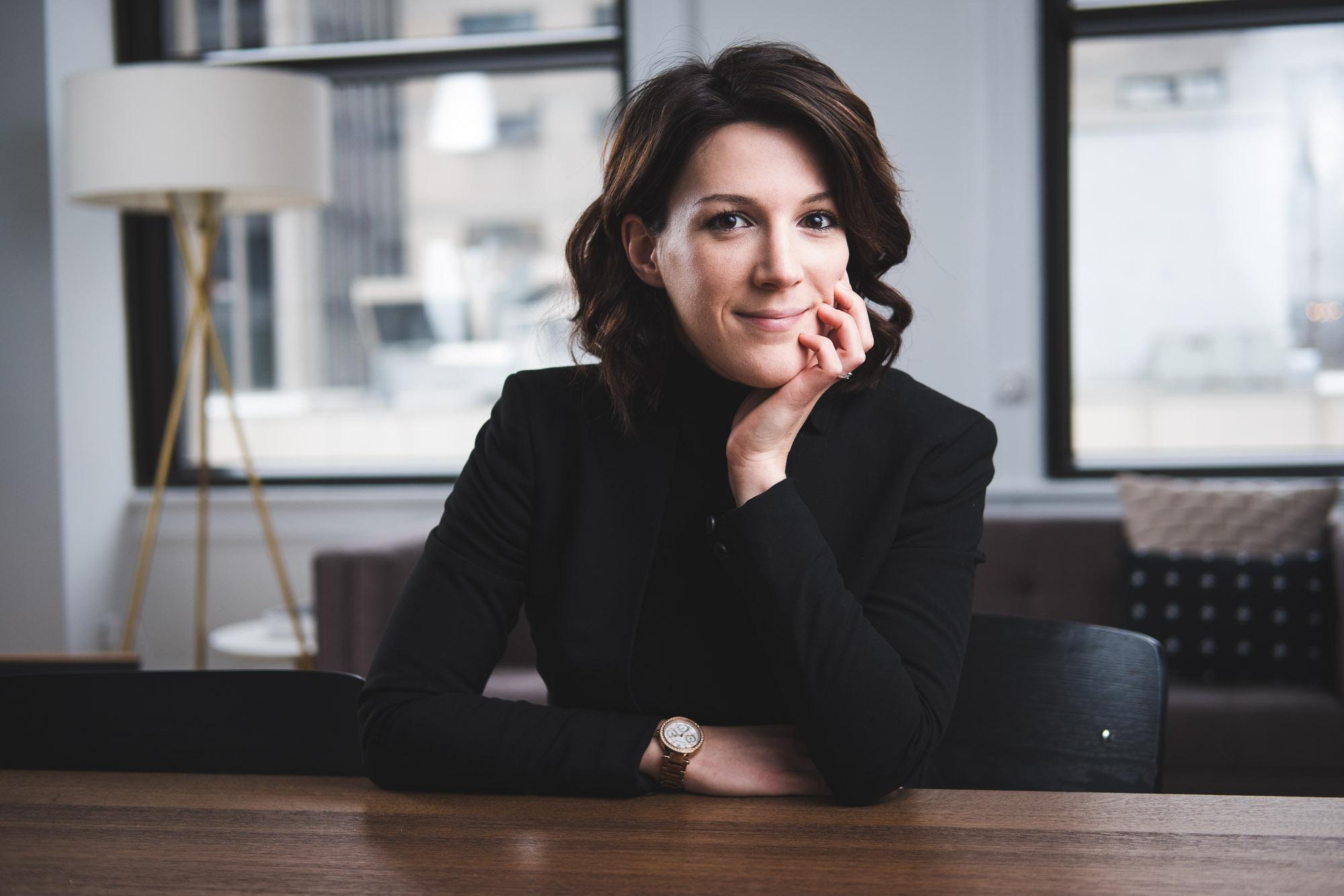 Marie Hains, interior designer