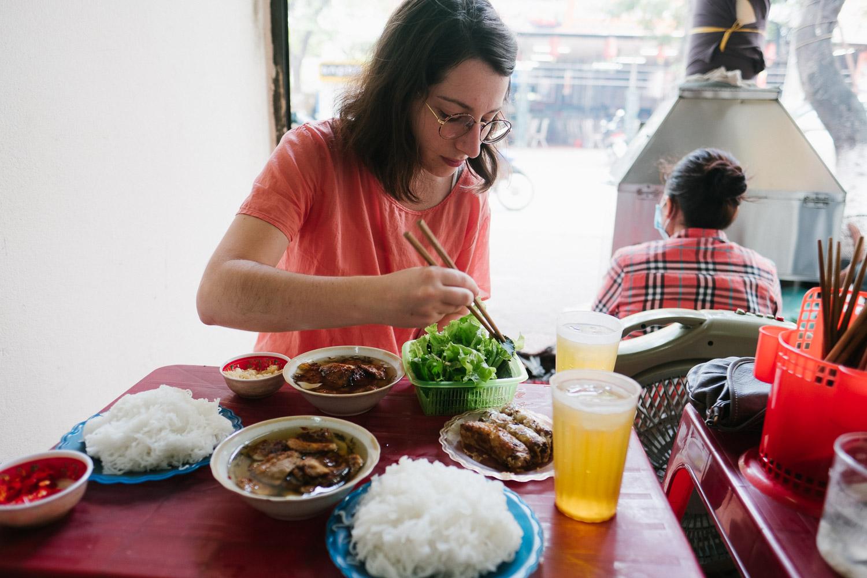bun-cha-in-vietnam-hanoi
