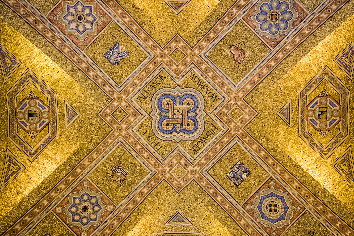 ceiling-at-royal-ontario-museum