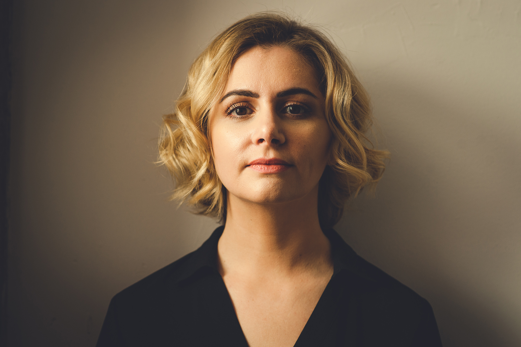 Portrait of Céline
