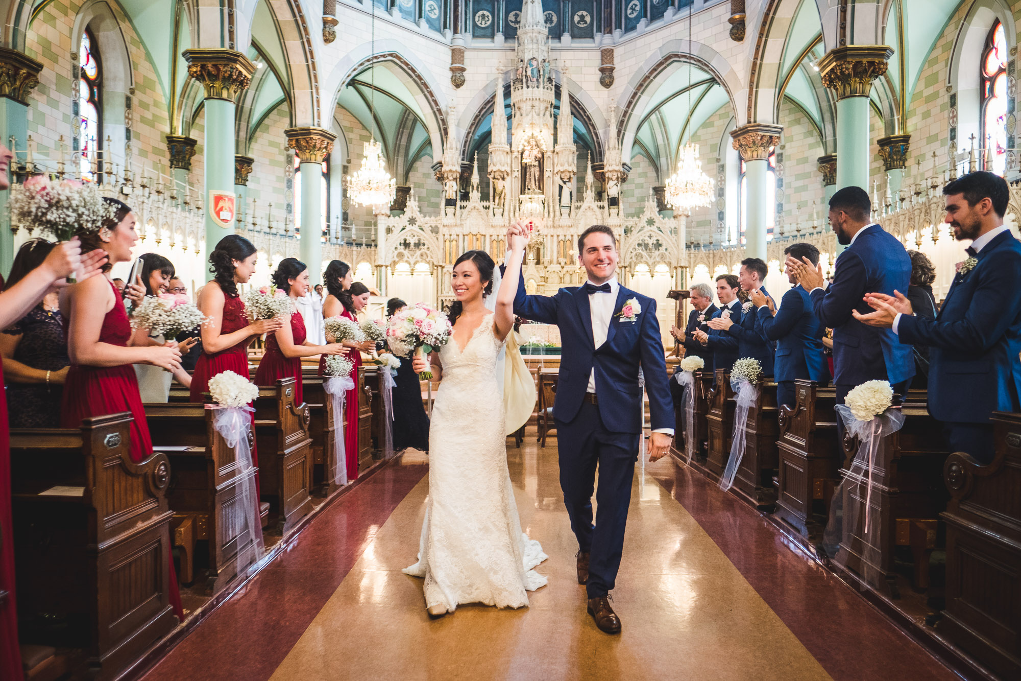 bride-and-groom-walking-down-aisle-montreal-wedding