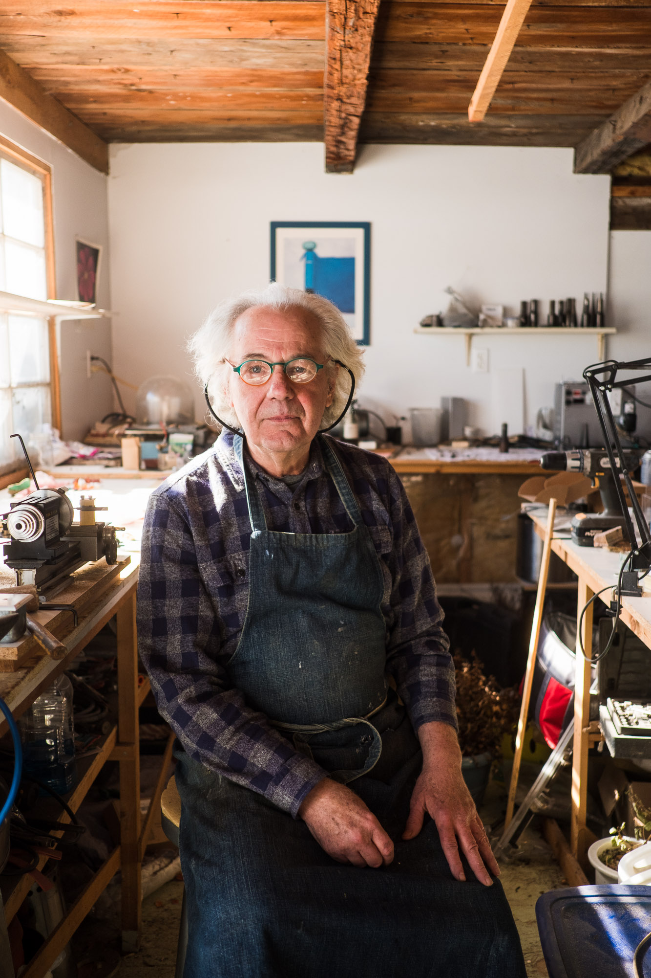 Yves Saint-Pierre, lapidary