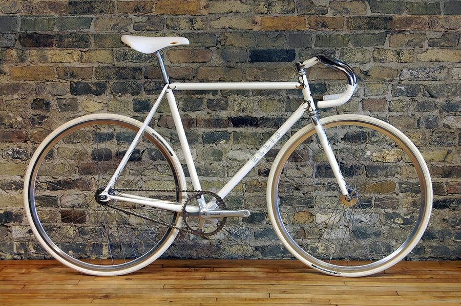 Todd's Ghost Bike