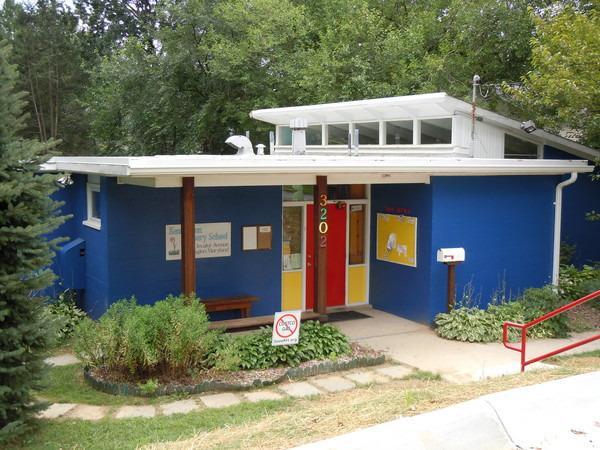 Kensington Nursery School - Est. 1939