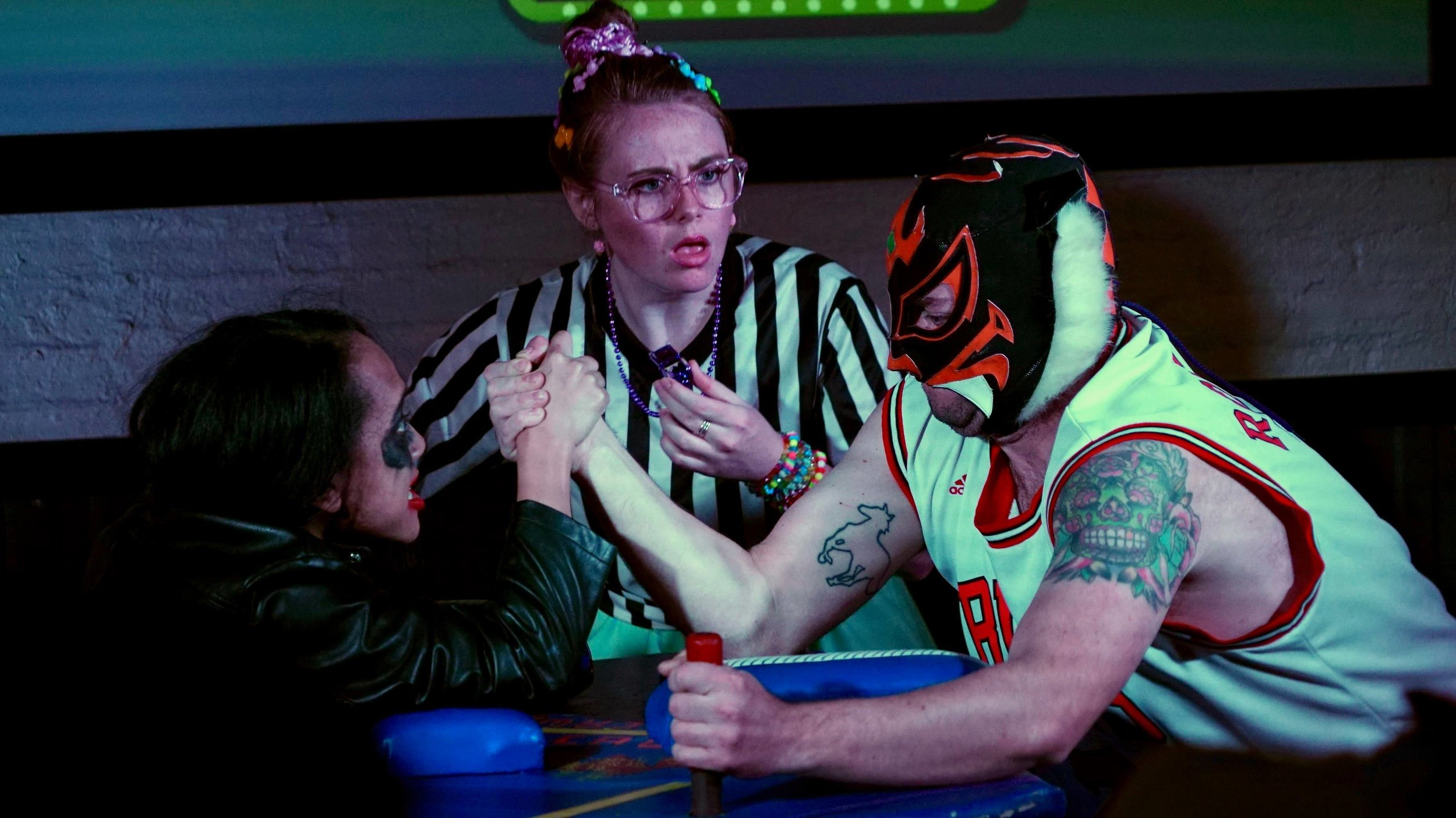 Louisville Championship Arm Wrestling: The Facts of Life