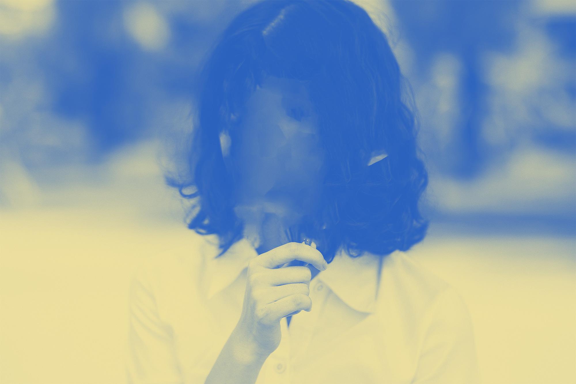 Removed Portrait / 022〔2017〕 Toru Izumida :: Original Photo by Shine Tang