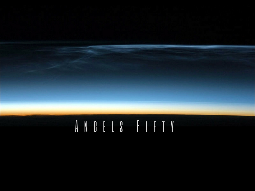 Timothy Dalton-001 - Angels Fifty The wind was blowing at 36 knots southwest, heavy enough to nudge his gauges but light enough to not hear it inside of the cockpit. His craft was small, essentially just an engine with wings; he had her strapped to his back and sat in contemplative silence deep inside a bomb bay at 50,000 feet above sea level. With thirty minutes to launch, he chewed his gum slowly, steadily.Soon the bomb bay doors would open and his craft would be dumped out for the multitude of scientists down on the ground below him. Secretly siphoned tax dollars hard at work. This afternoon his experimental pulse jet engine would propel him across the pacific at 13,810.8 miles per hour (Mach 18), or scramble the airframe into Play-Doh and scatter his ions across the stratosphere. Either way, he figured in between chomps of gum, he was headed towards one hell of an explosive party. He closed his eyes and waited, feeling the vibrations of the mother-craft steadily climbing him to play with the angels.T-minus 30 and counting.