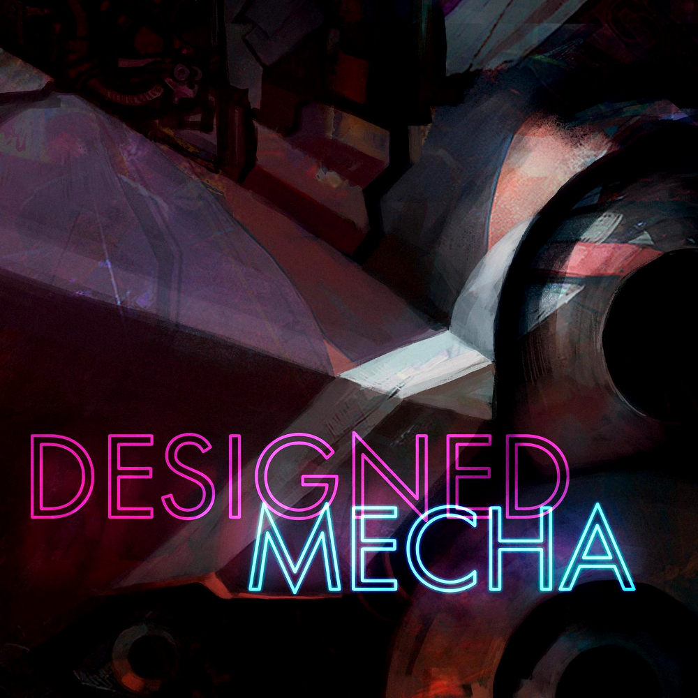 Designed Mecha is all about exploring the inner and outer working mechanisms of an at times slightly malfunctioning mecha and its environment. It features various kinds of mecha / robot sound effects, ambiences, mechanism and servo sounds, impacts, and glitches.