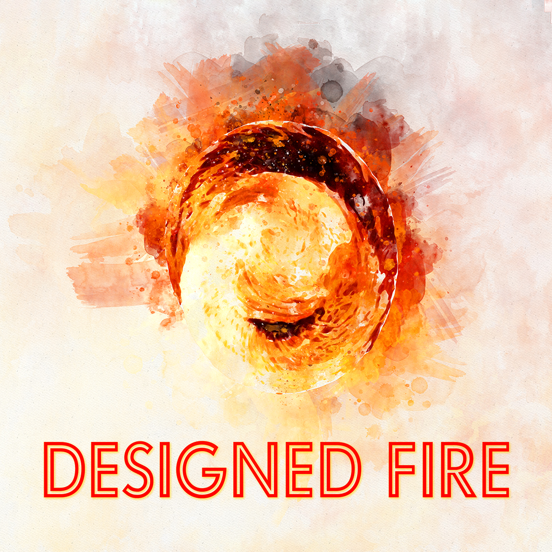 Designed Fire explores the further sonic realms of a powerful element. It features special effects, ambiences, swooshes, whooshes, fly-bys, drones, textures, glitches and more, that range from heavily designed to basic elements.