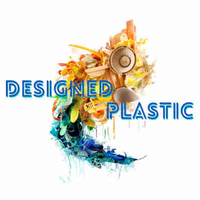 Designed Plastic is about the sounds that everyday plastic items can make, when magnified and experimented with through layering, morphing and spectral shifting. It features special sound effects, evolving textures, glitches and more