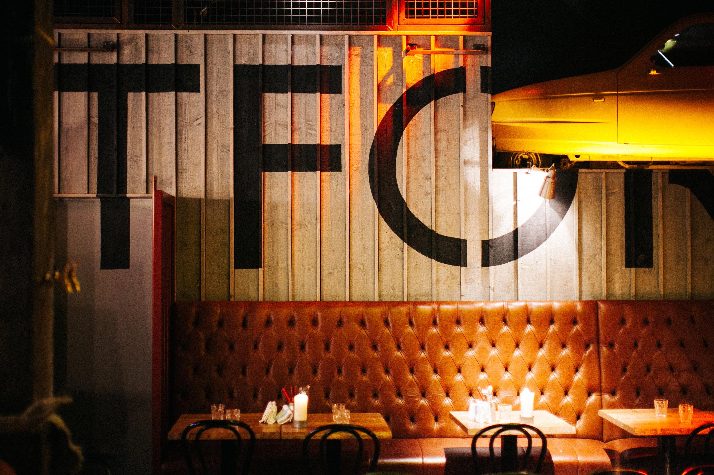 brennan and stevens, restaurant branding