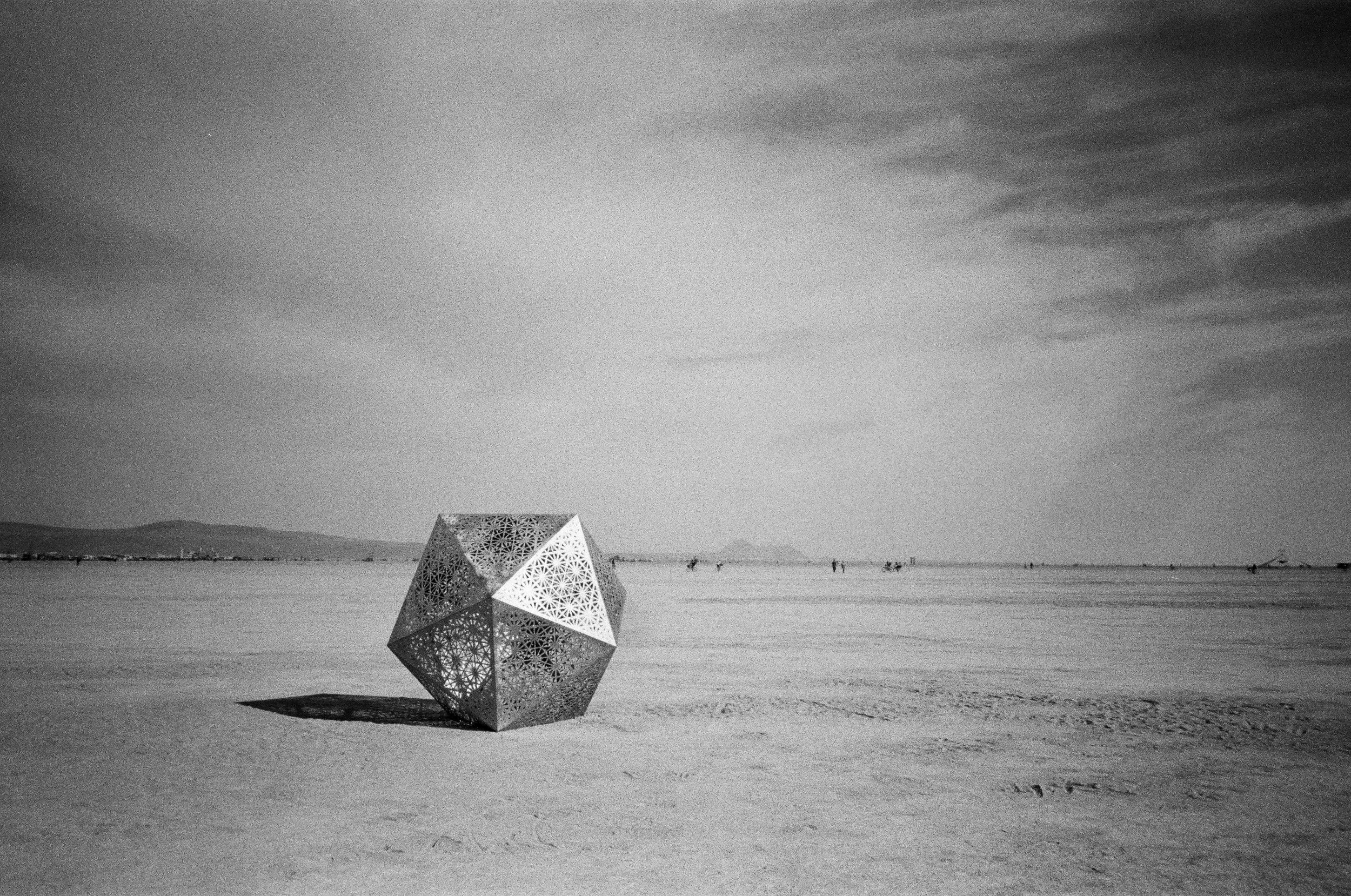 HYBYCOZO, Burning Man, 2014