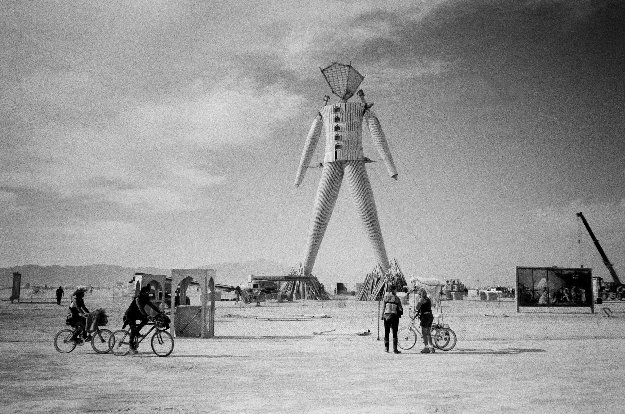Burning Man, 2014