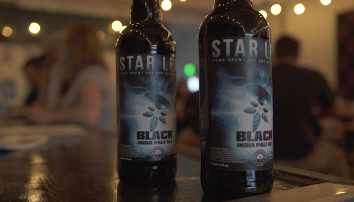 Some brews are out of this world! Enjoy this new cosmic concoction. Whiffs like marijuana, quaffs like a fine ale!