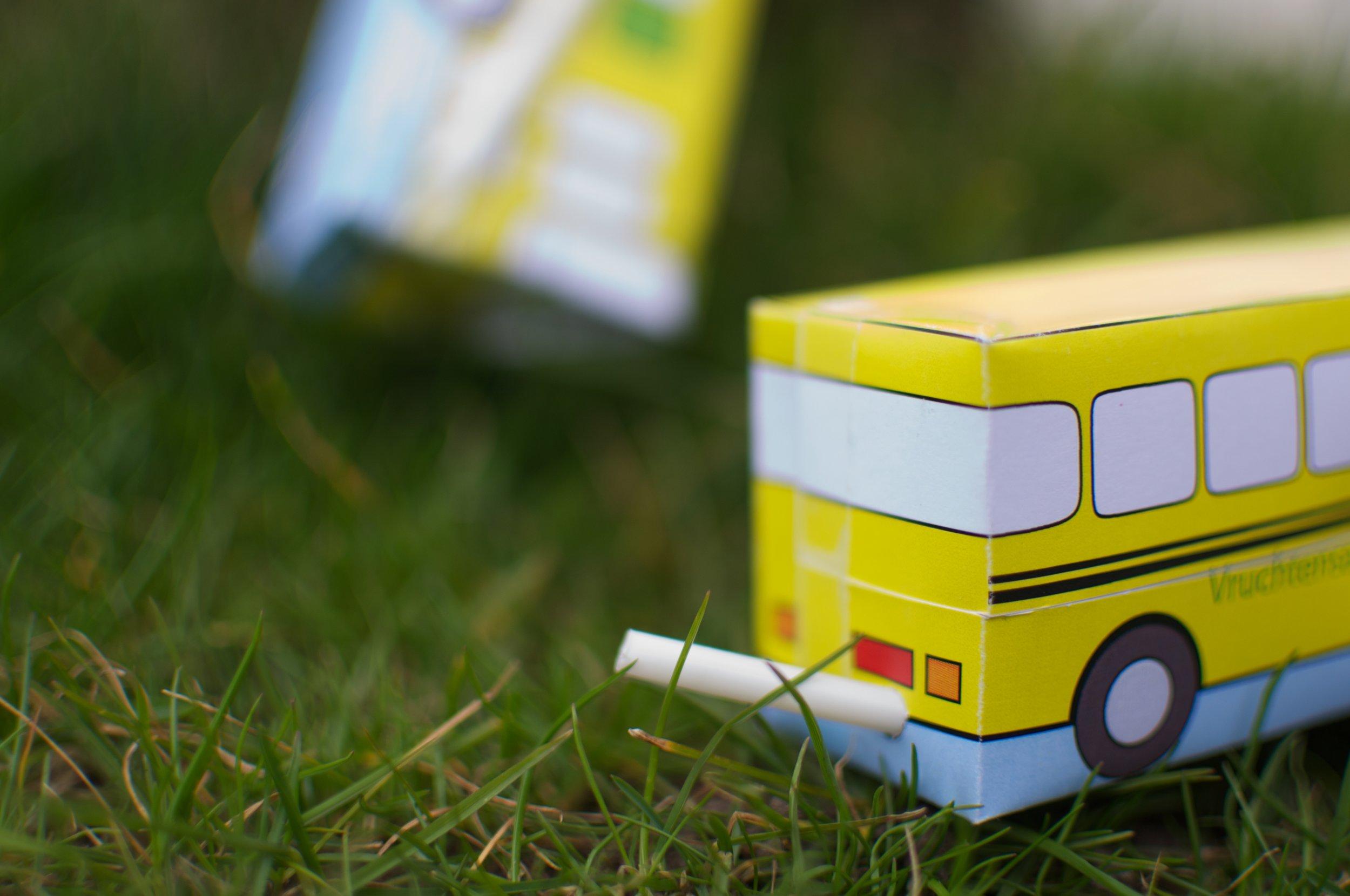 Sap op Stap Bus