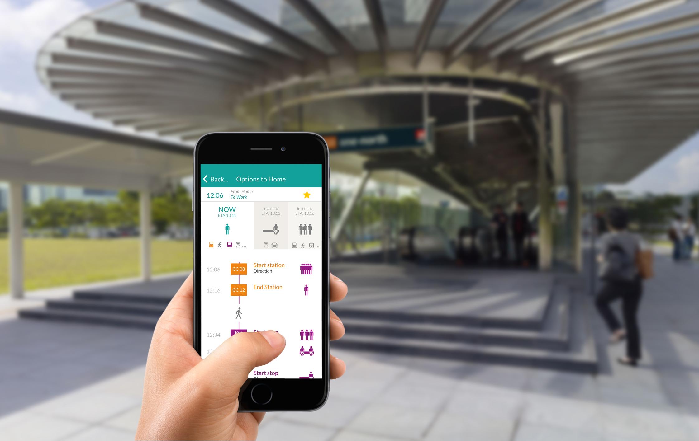 CitySmart app